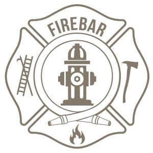 FIREBAR - black